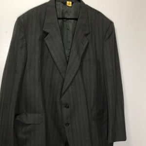Mens suit coat and pants